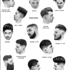 All hair cut style