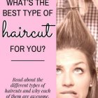Different types of haircuts