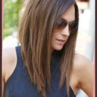 New hair cut style for women