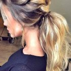 Trendy hairstyles for thin hair