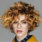 Hairstyles for curly hair 2018