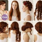 Hairstyles for girls 2018