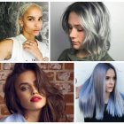 New hair color trends 2018