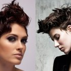 New short hairstyles 2018