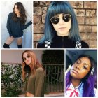 Newest hair trends 2018