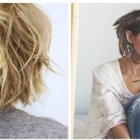 Trend hairstyles 2018