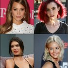 Latest hair trends for fall 2019