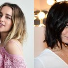 Latest hairstyles for short hair 2019